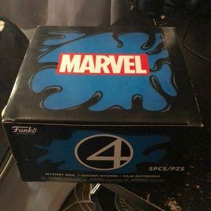 GameStop marvel mystery box (JUST THE BOX!!)